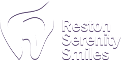 Reston Serenity Smiles tooth logo